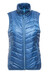 Bergans Valdres Light Insulated Vest Lady deep sea/lt sea blue